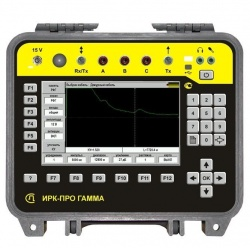 Гамма VDSL — кабельный прибор ИРК-ПРО Гамма DSL с VDSL модемом