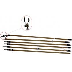 ШОУ-10-4-6,6 — штанга оперативная универсальная до 10 кВ длина 6,6 м