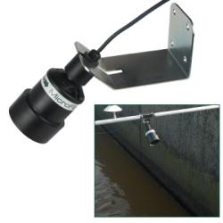 Бесконтактный датчик скорости потока жидкости MicroFlow