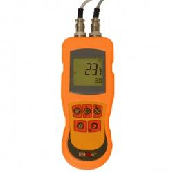 Термометр контактный ТК-5.11С двухканальный с функцией измерения относительной влажности