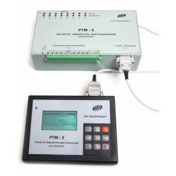 РТМ-5 Система управления ТВО бетона