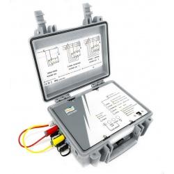 АКЭ-820 микропроцессорный регистратор-анализатор показателей качества электрической энергии