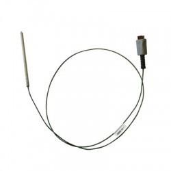 ЗВМВ8.1 зонд воздушный малогабаритный высокотемпературный (с длиной кабеля 1 метр)