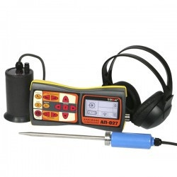 Течеискатель с функцией диагностирования запорной арматуры Успех АТ-407НД