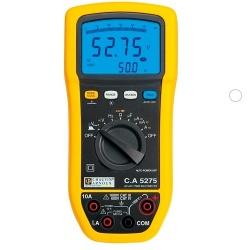 C.A 5275 — мультиметр цифровой