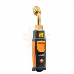 testo 552i - смарт-зонд вакуума, управляемый из приложения