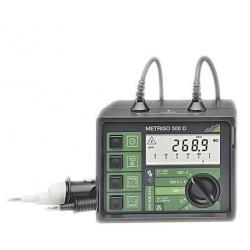 METRISO 500D - измеритель сопротивления изоляции