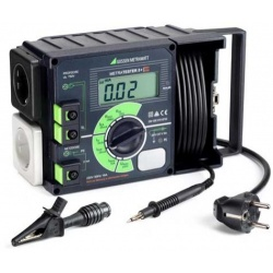 METRATESTER 5+ тестер параметров безопасности электрооборудования