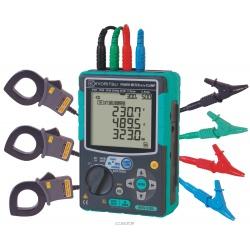 KEW 6305-01 - анализатор качества электроэнергии