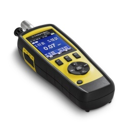 Trotec PC220 — анализатор пыли с измерением угарного газа (CO), формальдегида (HCHO) и летучих органических соединений (VOC/TVOC
