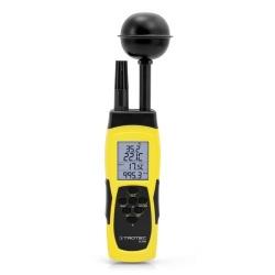 Trotec TC100 — термогигрометр с измерением WBGT-индекса