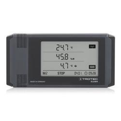 Trotec DL200H — логгер температуры, влажности, и точки росы