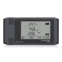 DL200L — логгер температуры, влажности, точки росы и углекислого газа