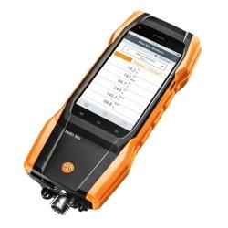 testo 300 LL 30000 ppm (NO, СО с Н2 компенсацией) — анализатор дымовых газов