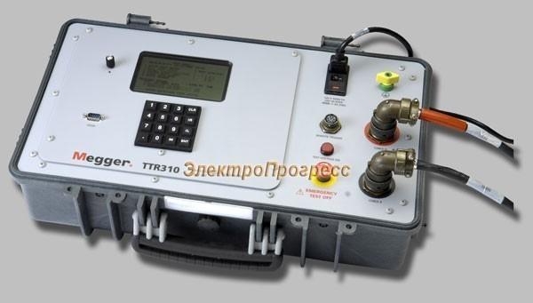 TTR 310 - 3-х фазный измеритель коэффициента трансформации
