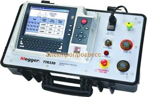 TTR 330 - 3-х фазный измеритель коэффициента трансформации
