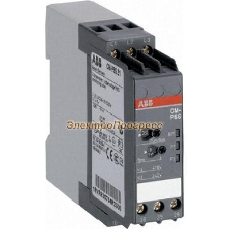 ABB CM-PSS.41  - реле контроля Umin/Umax