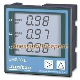 UMG 96L (52.14.001) - универсальный измерительный прибор Janitza