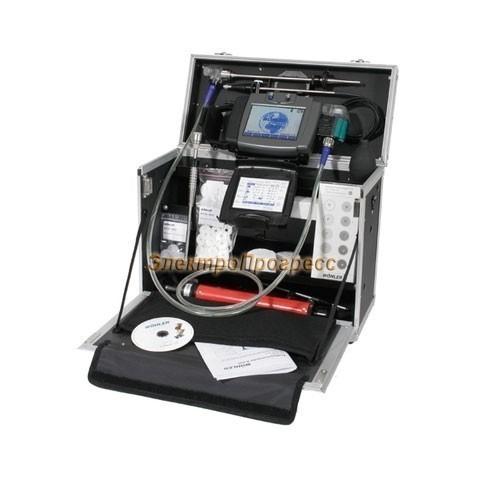 Wöhler A 600 Profiset - профессиональный анализатор газов