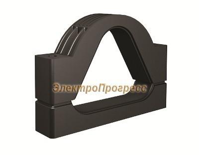 Кабельный держатель для крепления в треугольник, д. 65-90 мм