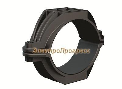 Кабельный держатель для крепления одножильный и многожильный кабелей, д. 65-90 мм