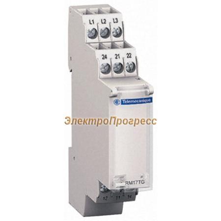 SE Telemecanique Реле контроля чередования обрыва фаз 2CO