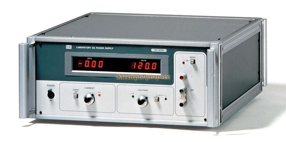 GPR-71810HD - источник питания постоянного тока серии GPR-M