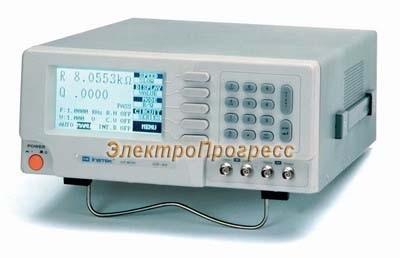 LCR-7817 - измеритель RLС параметров