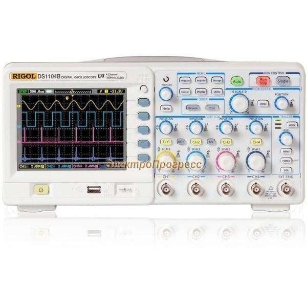 Rigol DS1104B осциллограф 100 МГц