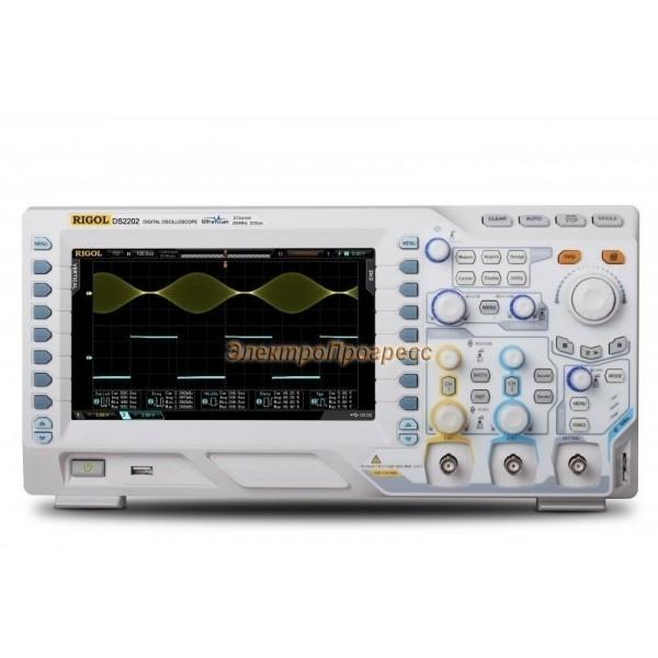 Rigol DS2072 осциллограф цифровой 70 МГц