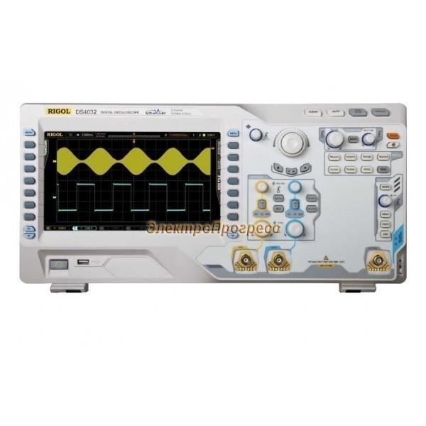 Rigol DS4032 осциллограф цифровой 350 МГц