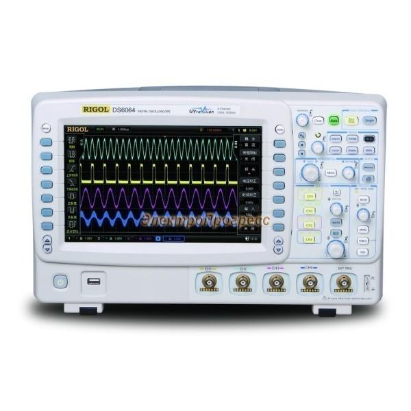 Rigol DS6062 осциллограф цифровой 600 МГц