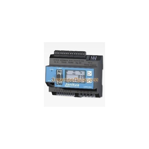 UMG 604 анализатор мощности