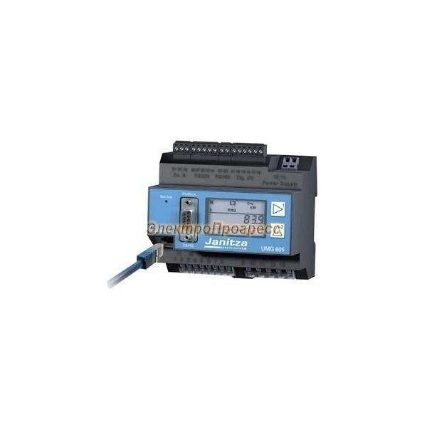 UMG 104 регистратор качества электроэнергии