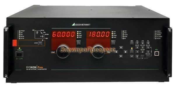 SYSKON P3000 - лабораторные источники питания постоянного тока